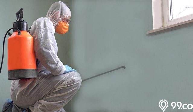 Mengenal Disinfeksi & Panduan Lengkap Melakukannya di Rumah. Bisa Cegah Virus Corona!