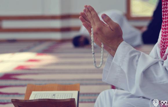 bacaan doa akhir tahun