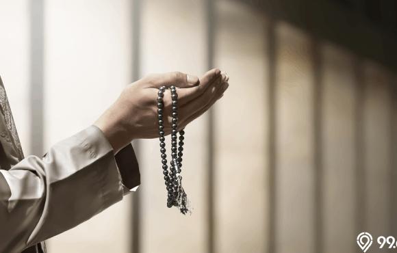 tata cara doa islam