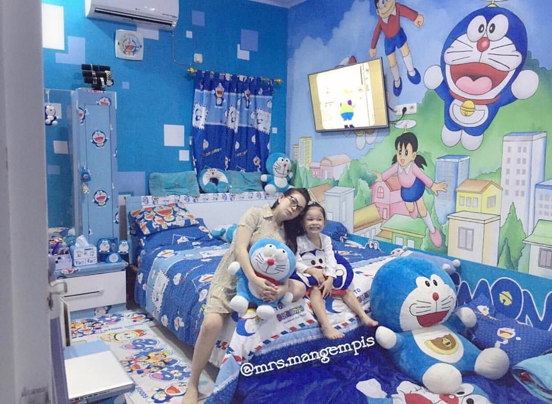 Tak Menyangka, Ada Rumah Doraemon Super Lucu Ini di Indonesia, Lho!