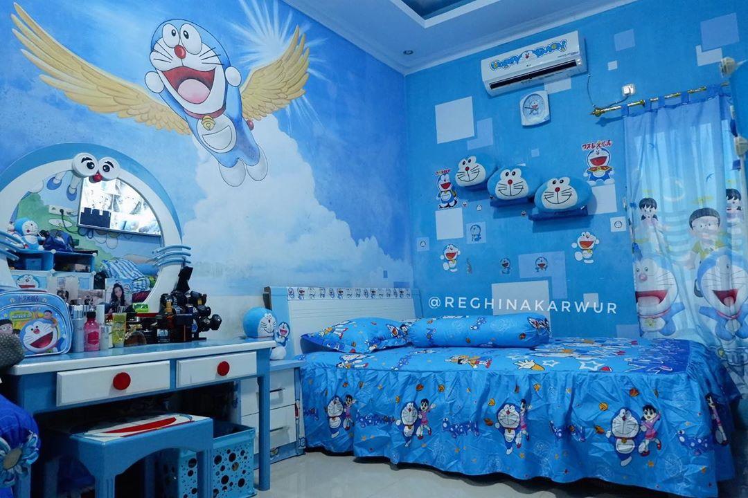 Tak Menyangka Ada Rumah Doraemon Super Lucu Ini Di Indonesia Lho