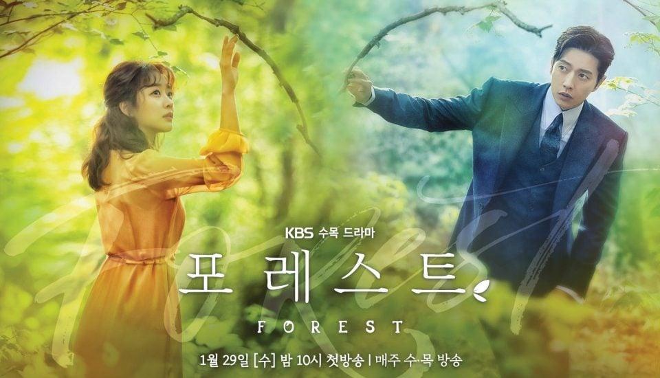 drama korea forest