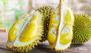 durian termahal