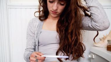 efek kehamilan pada rambut