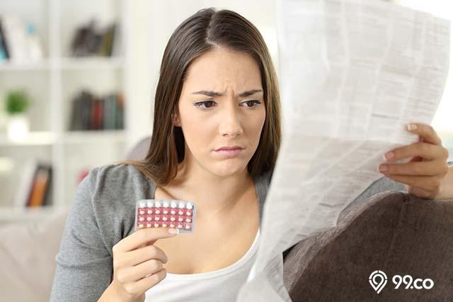 efek samping obat pengontrol kehamilan
