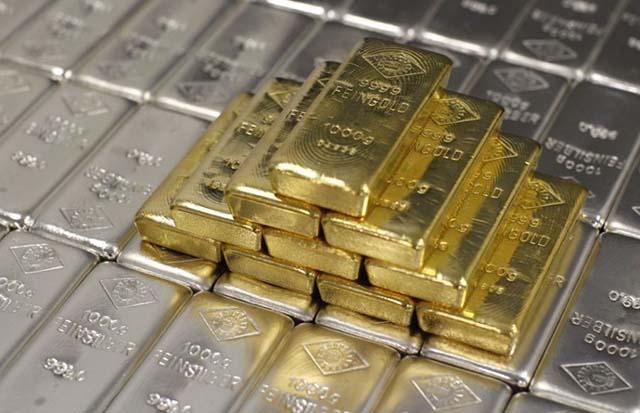 emas dan perak yang wajib dizakati