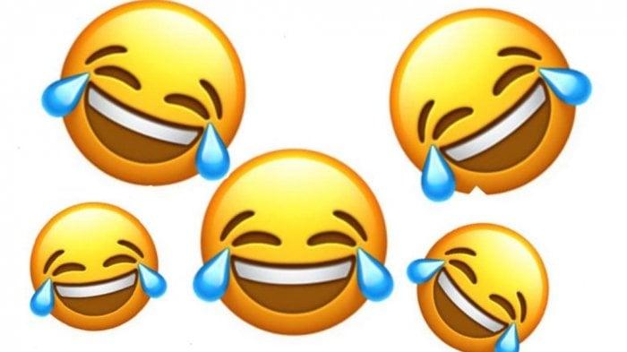 emoji ketawa
