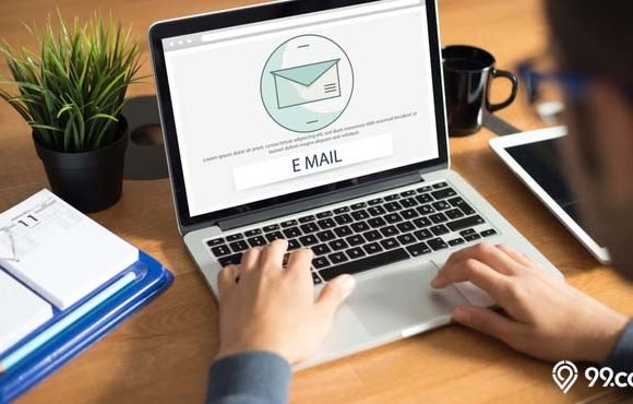 etika mengirim email yang benar