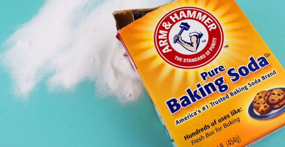 fungsi baking powder