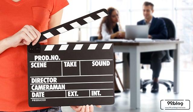 film tentang bisnis