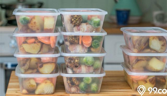 7 Langkah Food Prep yang Tepat Agar Bahan Makanan Tak Cepat Busuk. Yuk, Praktikkan!