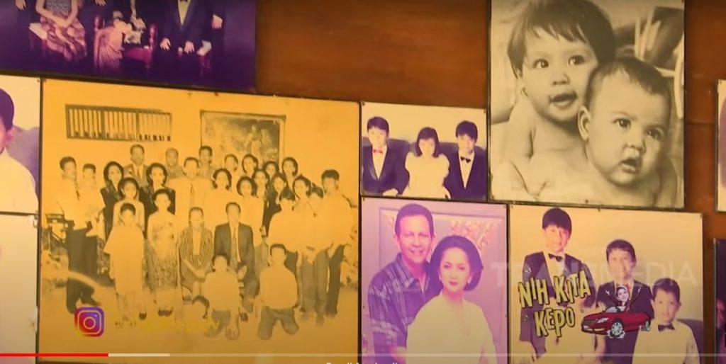 foto keluarga roy marten
