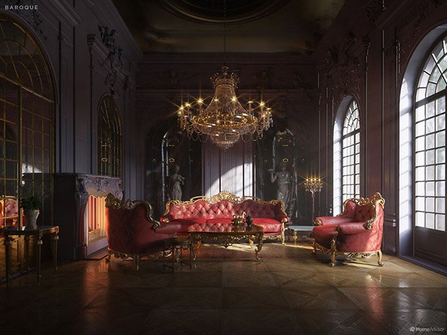 foto interior rumah