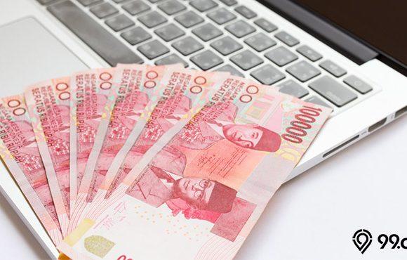 gadai laptop uang rupiah