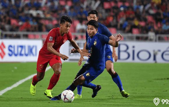 gaji pemain bola indonesia