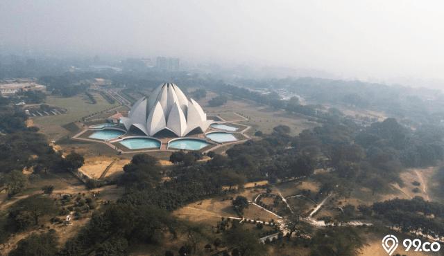 gambar gedung unik di dunia