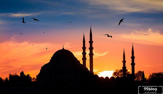 9 Gambar Masjid Terindah Di Dunia Mana Yang Paling Cantik