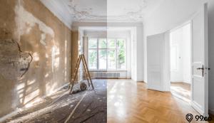 gambar renovasi rumah