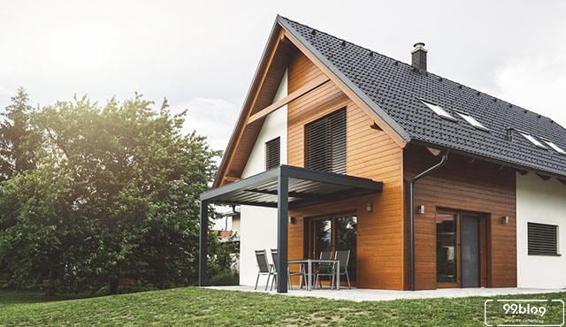 gambar rumah impian