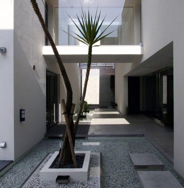 gambar taman minimalis