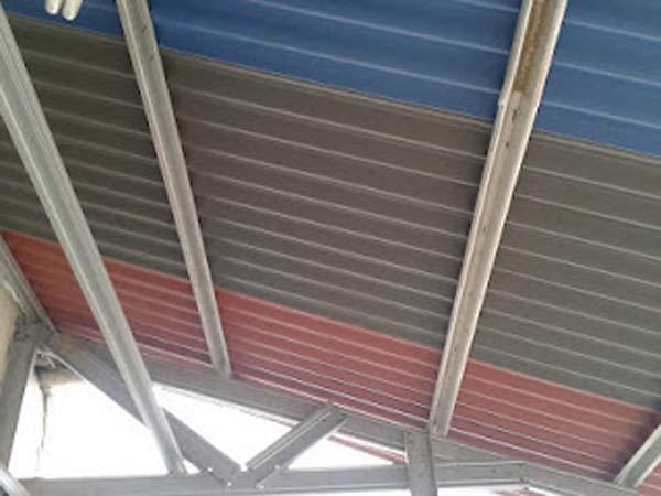 struktur atap gogreen