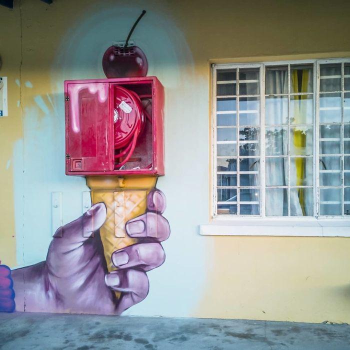 grafiti es krim