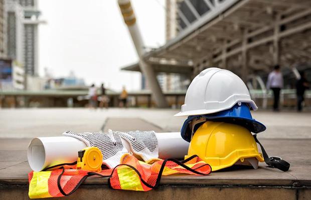 warna helm proyek