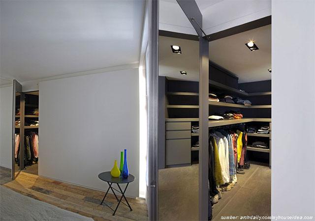 gambar gudang dalam rumah