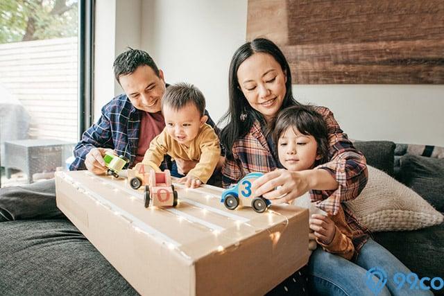 Hak Anak Di Rumah Yang Harus Dipenuhi Orang Tua Apa Saja