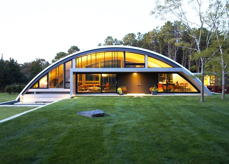 half circle roof