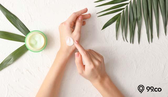 merk hand cream
