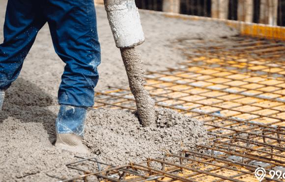 harga beton cor