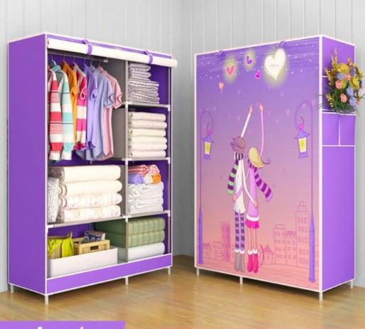 harga lemari pakaian shenar 105 FC