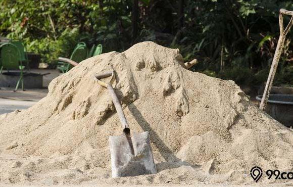 harga pasir bangunan