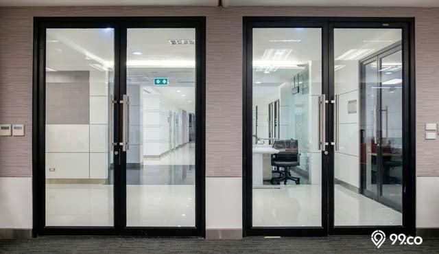 Daftar Harga Pintu Aluminium Berdasarkan Merek Dan Model Terlengkap