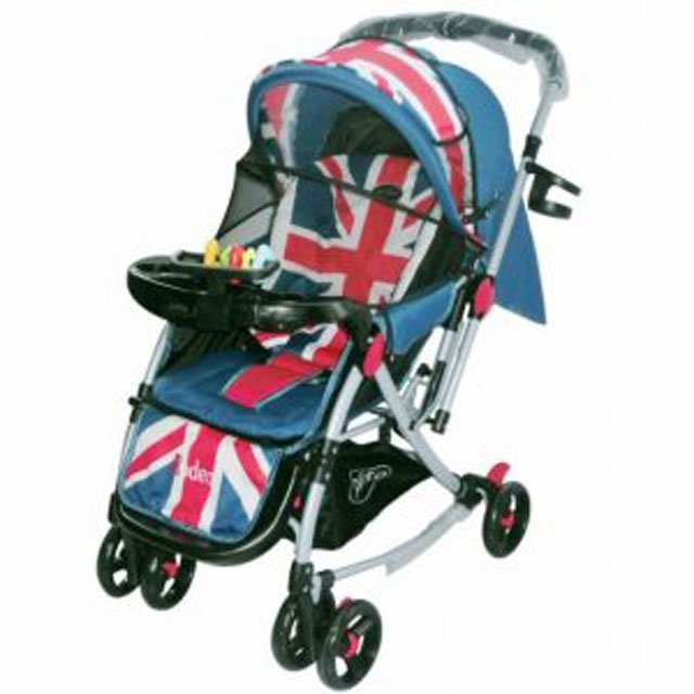 7 Merek dan Harga Stroller Bayi Terbaik, dari Rp350 Ribu ...