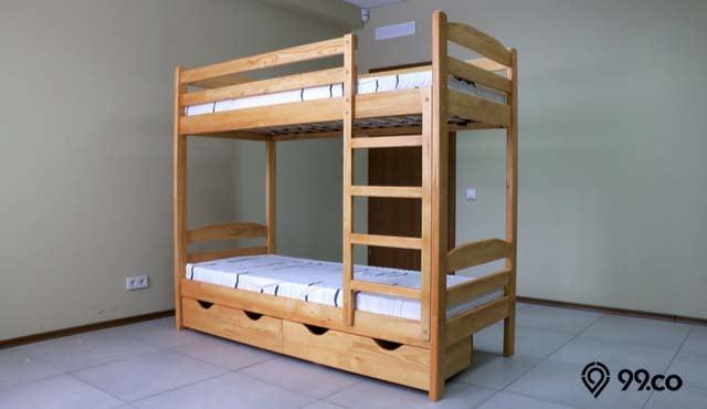 harga tempat tidur tingkat