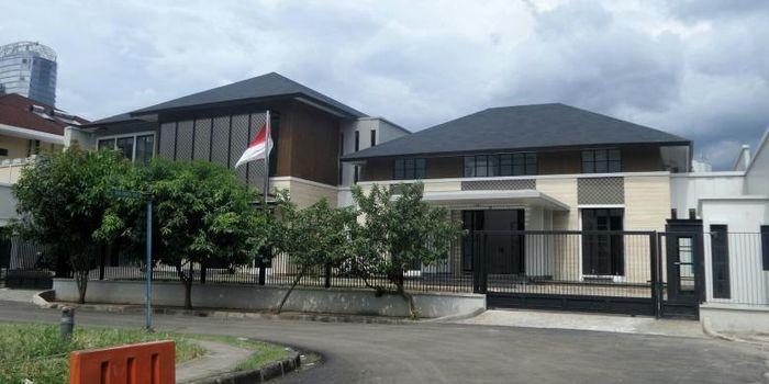 6 Potret Megahnya Rumah SBY yang Diberikan Negara | Punya Lift Pribadi di Dalamnya!
