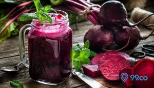manfaat buah bit