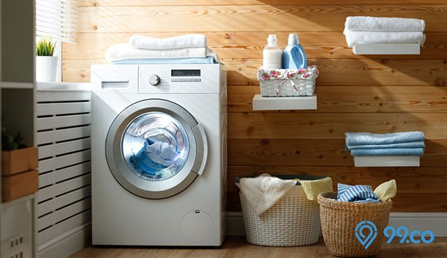 18+ Cara Membersihkan Mesin Cuci Panasonic paling mudah