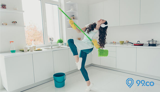 7 Tips Sulap Rumah Kotor Jadi Bersih dalam Sekejap. Efisien!