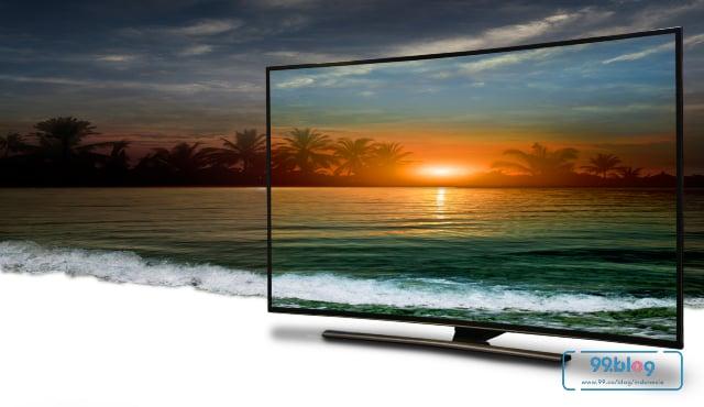 tv 4k termurah