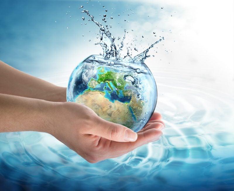 hemat penggunaan air
