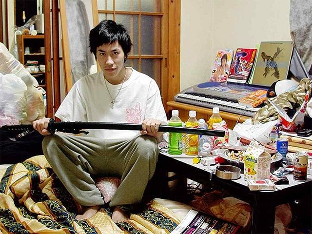 sindrom antisosial di Jepang