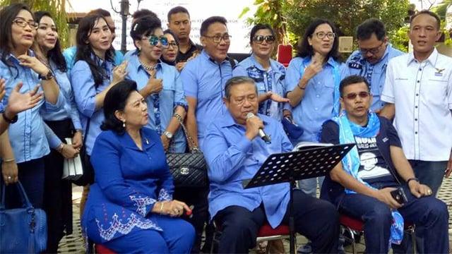 hobi unik presiden indonesia