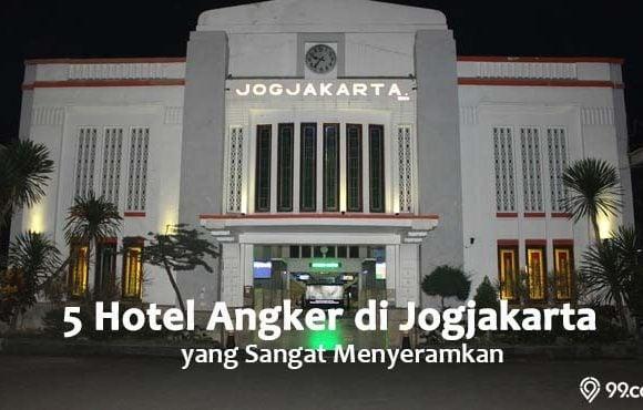 hotel angker di jogja