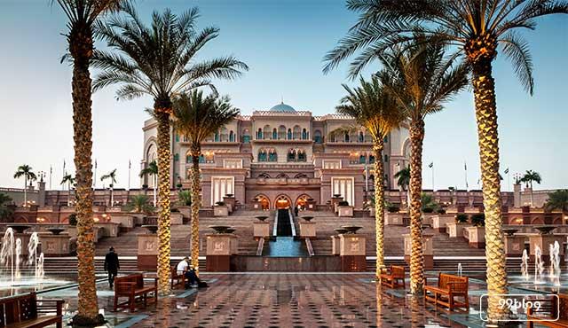 hotel termahal di dunia