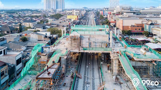rel MRT LRT TOD