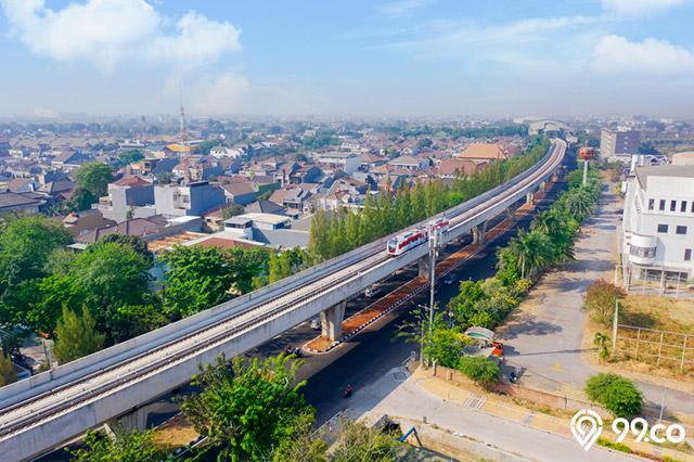 kereta LRT