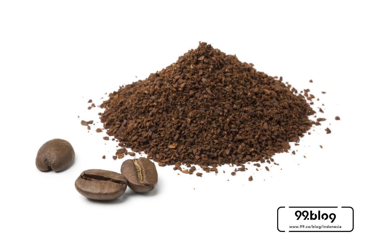 cara mengusir curut dengan bubuk kopi